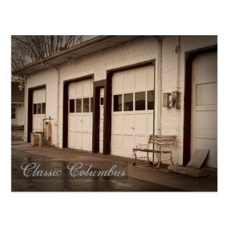 Cartão Postal Columbo clássico Indiana - descubra seu lugar