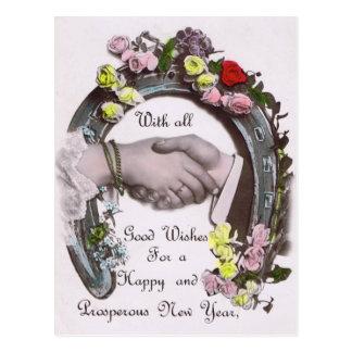 Cartão Postal Com todos os bons desejos