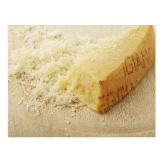 Cartão Postal Comida, comida e bebida, queijo, Parmesão,
