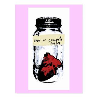 Cartão Postal Compota do En de Coeur
