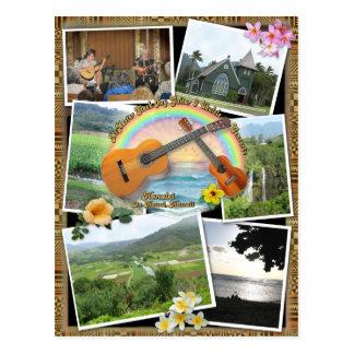 Cartão Postal Concertos chaves frouxos de McMasters