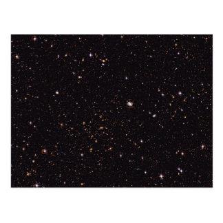 Cartão Postal Conjunto da galáxia de Abell 315 do tonalizador