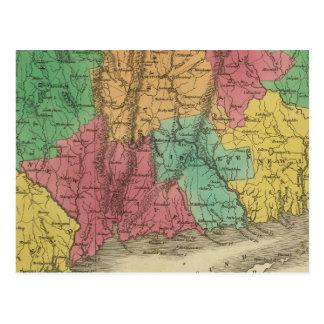 Cartão Postal Connecticut 9