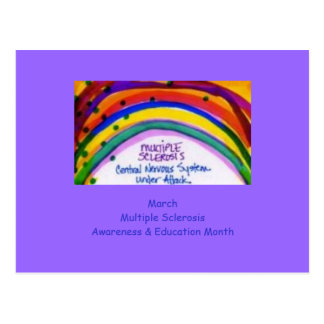 Cartão Postal Consciência & educação do MS