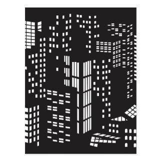Cartão Postal Construção, construções, estrutura, arquitetura,