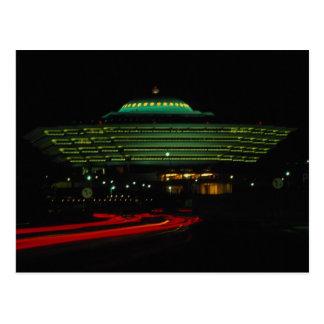 Cartão Postal Construção do Moi, Riyadh, capital de Arábia