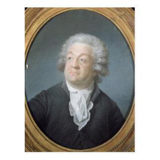 Cartão Postal Contagem de Honore Gabriel Riqueti de Mirabeau,