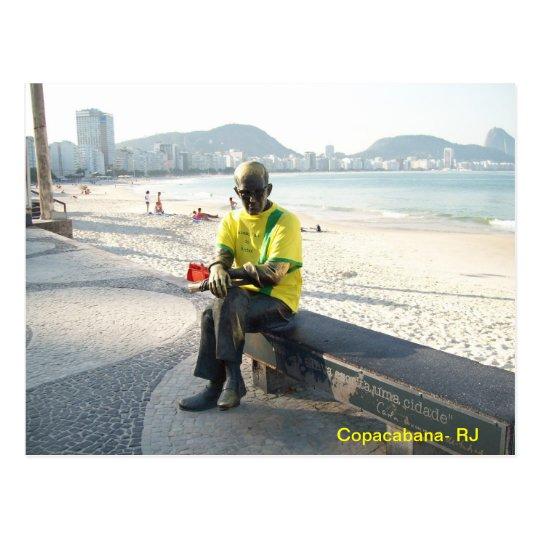 Cartão Postal Copacabana