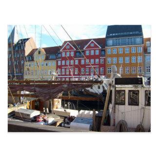 Cartão Postal Copenhaga, Dinamarca