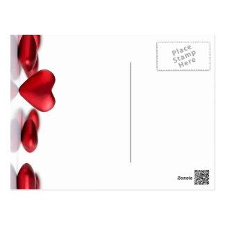 """Cartão postal """"CORAÇÃO """""""