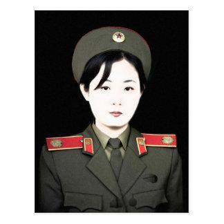 Cartão Postal Coreia do Norte