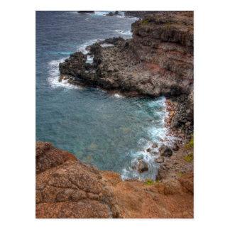 Cartão Postal Cores de Maui