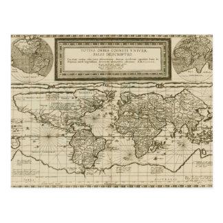 Cartão Postal Cornelis de Jode 1593