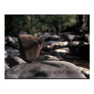 Cartão Postal Corredor da rocha