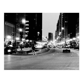 Cartão Postal Corredor de Chicago