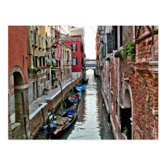 Cartão Postal Corredor de Veneza