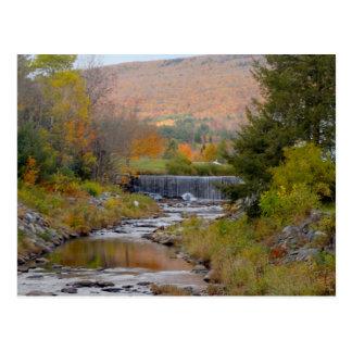 Cartão Postal Córrego 7866 de Vermont