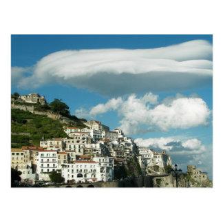 Cartão Postal Costa de Amalfi
