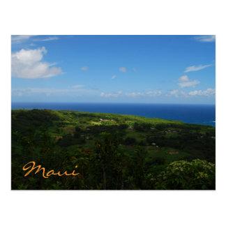 Cartão Postal Costa de Maui