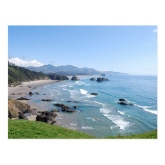 Cartão Postal Costa de Oregon