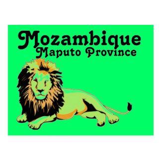 Cartão Postal Costume de Africankoko; Província de Maputo de