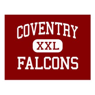 Cartão Postal Coventry - Falcons - meio - Coventry