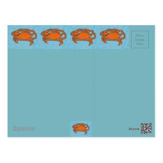 Cartão Postal Crabs (Maryland, golfo e costa leste) .jpg