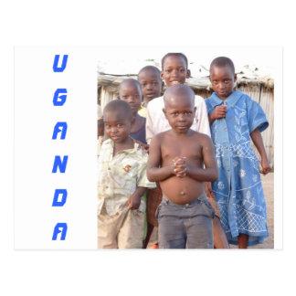 Cartão Postal Crianças bonitas
