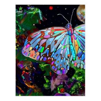 Cartão Postal Criaturas da terra!