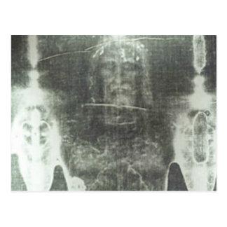 Cartão Postal Cristo - saia de Turin