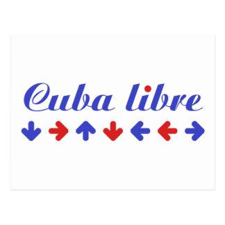 Cartão Postal Cuba! Design da revolução!