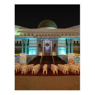 Cartão Postal Culto de personalidade em Turkmenistan