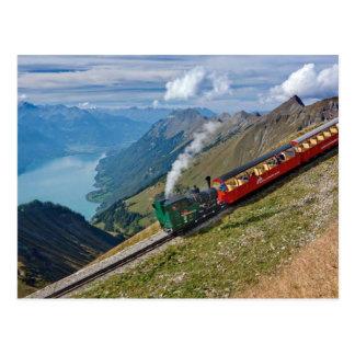 Cartão Postal Cumes da suiça