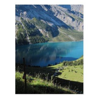 Cartão Postal Cumes suíços Schweizrer Berge