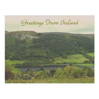 Cartão Postal Cumprimentos de Ireland