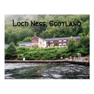 Cartão Postal Cumprimentos de Loch Ness