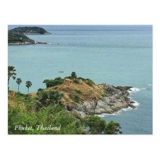 Cartão Postal Cumprimentos de Phuket, Tailândia