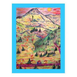 Cartão Postal Cumprimentos do Telluride