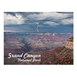Cartão Postal Curto circuito de parque nacional do Grand Canyon