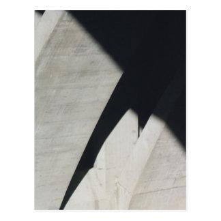 """Cartão Postal Da """"cartão da foto da arte da série ponte"""" (ponte"""