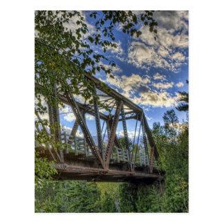 Cartão Postal Da ponte fim acima