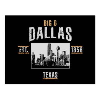 Cartão Postal Dallas