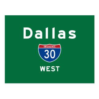 Cartão Postal Dallas 30