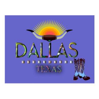 Cartão Postal Dallas, Texas