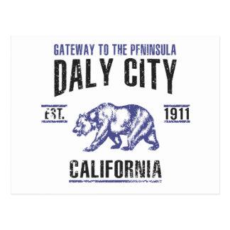 Cartão Postal Daly City