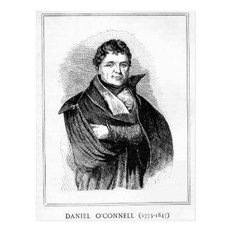 Cartão Postal Daniel OConnell