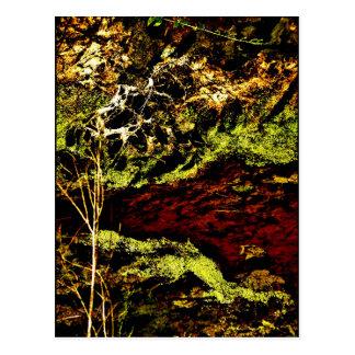 """Cartão Postal Das """"cartão da arte de JTG de Fallon do canal"""