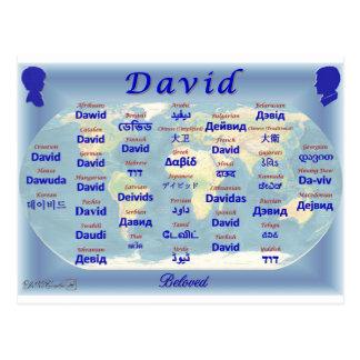 Cartão Postal David