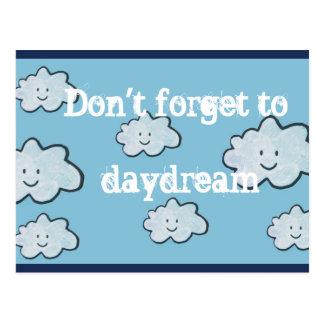 Cartão Postal Daydream