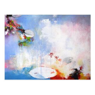 """cartão postal de arte """"It's the little things """""""